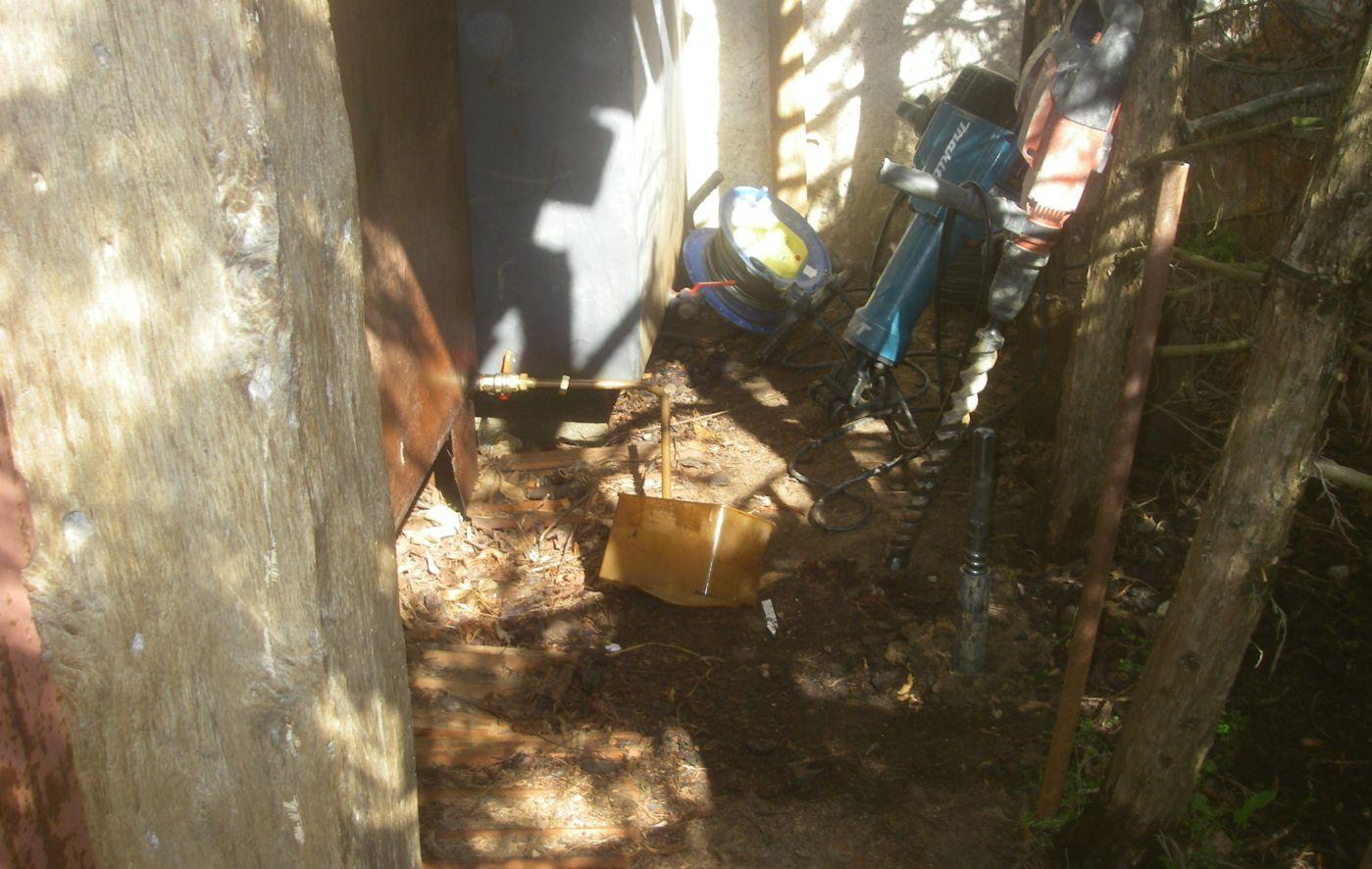 Expertise judiciaire - Diagnostic de pollution des sols suite à la fuite d'une cuve à fioul (Tarn -81)